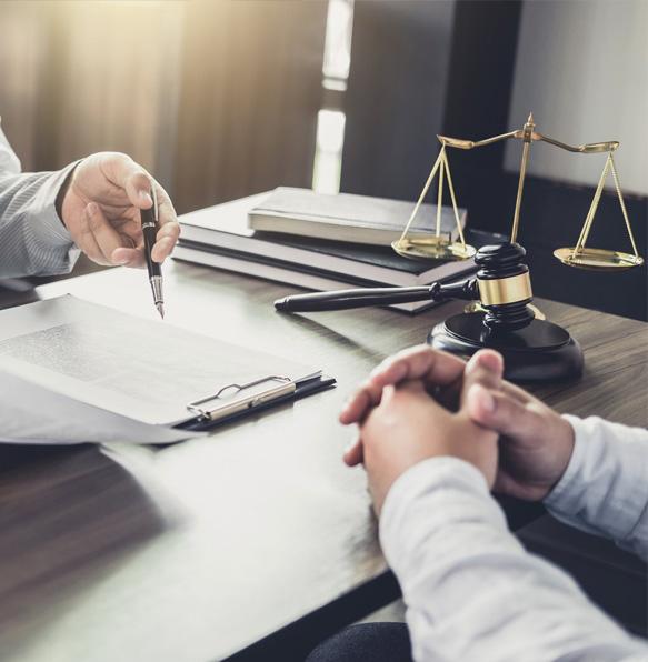 Målrettet advokat